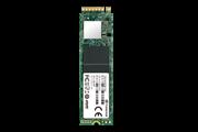 Флеш-накопитель Transcend Твердотельный накопитель SSD 512GB M.2 2280,PCIe Gen3x4, M-Key, 3D TLC, DRAM-less