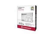 "Флеш-накопитель Transcend Твердотельный накопитель SSD 512GB, 2.5"" SSD, SATA3"