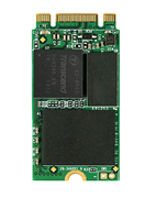 Флеш-накопитель Transcend Твердотельный накопитель SSD Transcend 64GB, M.2 2242 SSD, SATA3 B+M Key, MLC