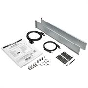 Источник бесперебойного питания Tripp Lite 2200VA, 2U SmartOnline 208/230V Double-Conversion UPS, SNMP Card Option, LCD, USB, DB9, ENERGY STAR.  Outlets: 8 x C13 and 1 x C19.  Use BP48V24-2U, BP48V60RT-3U or BP48V27-2US for extended runtime.