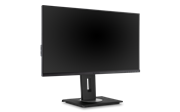 Монитор жидкокристаллический ViewSonic Монитор LCD 23.8'' [16:9] 1920х1080(FHD) IPS, nonGLARE, 250cd/m2, H178°/V178°, 1000:1, 50M:1, 16.7M, 5ms, VGA, HDMI, DP, USB-C, USB-Hub, Height adj, Pivot, Tilt, Swivel, Speakers, 3Y, Black