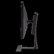 Монитор жидкокристаллический ViewSonic Монитор LCD 27'' [16:9] 1920х1080(FHD) IPS, nonGLARE, nonTOUCH, 400cd/m2, H178°/V178°, 1000:1, 120M:1, 16.7M, 5ms, 2xHDMI, DP, USB-Hub, Height adj, Pivot, Tilt, Swivel, Speakers, Audio out, 3Y, Black