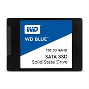"Накопитель твердотельный WD Твердотельный накопитель SSD WD Blue 3D NAND WDS100T2B0A 1ТБ 2,5"" SATA-III (TLC)"