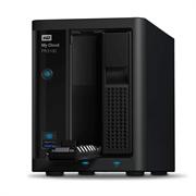 """Накопитель на жестком магнитном диске WD Сетевой накопитель WD My Cloud Pro PR2100 WDBVND0120JBK-EEUE 12TB 3,5"""" LAN NAS"""