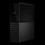 "Накопитель на жестком магнитном диске WD Внешний жёсткий диск WD My Book (New) WDBBGB0140HBK-EESN 14ТБ 3,5"" 5400RPM USB 3.0 (E4C)"