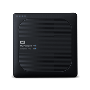 "Накопитель на жестком магнитном диске WD Внешний жесткий диск WD My Passport Wireless Pro WDBSMT0030BBK-RESN 3000GB 2,5"" 5400RPM USB 3.0/WiFi External"