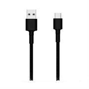 Кабель Xiaomi Mi Braided USB Type-C Cable 100cm (Black)
