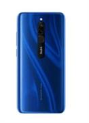 Смартфон Xiaomi Redmi 8 Sapphire Blue (M1908C3IG), 6.22'' 1520x720, 1,95 ГГц+1,95 ГГц, 8 Core, 3GB RAM, 32GB, 12Mpix+2Mpix/8Mpix, 2 Sim, 2G, 3G, LTE, BT v4.2, Wi-Fi, GPS / AGPS, GLONASS, Beidou, Type-C, 5000mAh, Android 9.0 (Pie), 190g, 156,48 ммx75,41 мм