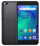 Смартфон Xiaomi Redmi Go Black (M1903C3GG), 5.0'' 16:9 1280x720, 1.4GHz, 4 Core, 1GB RAM, 8GB, up to 128GB flash, 8Mpix/5Mpix, 2 Sim, 2G, 3G, LTE, BT v4.1, Wi-Fi, GPS / AGPS, GLONASS, Beidou, Micro-USB, 3000mAh, Android 8.1 Oreo версия GO, 137g, 140.4x70.
