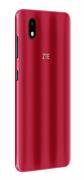 Смартфон ZTE ZTE Blade A3 2020 NFC Красный, 5.45'' 18:9 1440x720, 1.4GHz, 4 Core, 1GB RAM, 32GB, up to 128GB flash, 8Mpix/5Mpix, 2 Sim, 2G, 3G, LTE, BT v4.2, Wi-Fi, NFC, GPS / AGPS, GLONASS, Micro-USB, 2600mAh, Android 9 Pie (версия Go), 160g, 146 ммx70,9