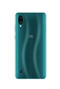 "Смартфон ZTE ZTE Blade A5 2020 Аквамарин, 15,5 см (6.09"") 19.5:9 1560 x 720 пикселей, 4x1,6 ГГц+4x1,2 ГГц, 8 Core, 2GB RAM, 32GB, up to 512GB flash, 13Mpix+2Mpix/8Mpix, 2 Sim, 2G, 3G, LTE, BT v4.2, Wi-Fi, GPS / AGPS, GLONASS, Micro-USB, 3200mAh, Android 9"